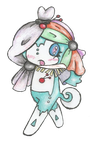 Gypsy Child  (Adoptable) by JazzHands966