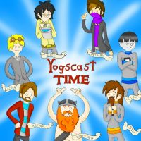Yogscast Time by Eponlindsey