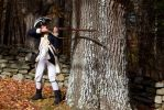 Revolutionary War- Guerrilla by LethargicLink