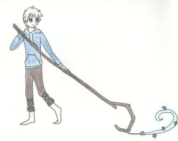 Jack Frost by evilfuzzle2