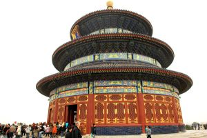 Pagoda - Temple of Heaven - 1 by wildplaces