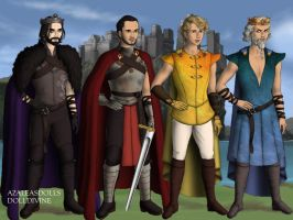 GoT Scene Maker: Greek Gods by moonprincess22