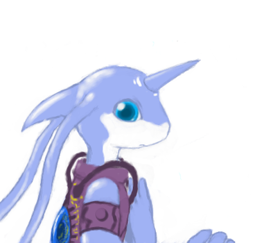 coned-Dolphin anthro by omegaCD