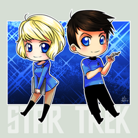 StarTrek: TOS Medical by ZombieDaisuke