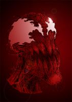 carnage red on by casmarux