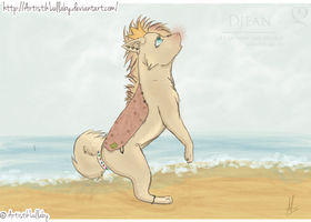 Djean  ADOPTABLE  : taken by ArtistikLullaby