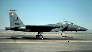 The First Operational F-15E by F16CrewChief