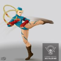 Cammy White by benscott81