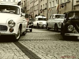 Classic cars by Cosmata