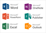 Office 15 Icons by arcticpaco