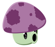Puff Shroom by 0ColorPaint0
