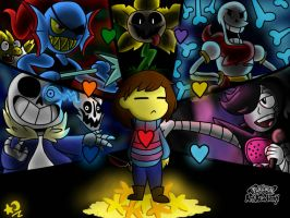 ~Undertale~ by star-nomad