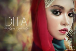 beauty in hijab 2 by crazyaphoto