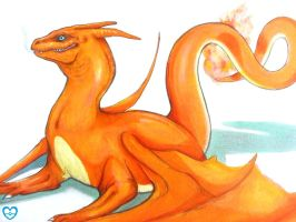 Charizard II by PokeShoppe