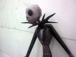 Jack Skellington - closer look by Destro2k