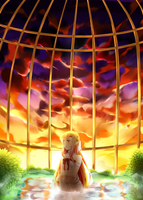 SAO - Caged by ChasersFlyersRunners