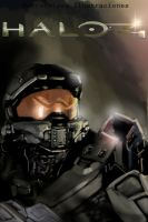 Halo by lorddeimons