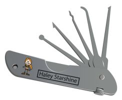 Haley Starshine Lockpick Set by pixelworlds