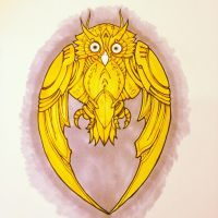 Oro Owl by silverlimit