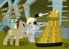 I am the Doctor! by Bonaldo-Kun