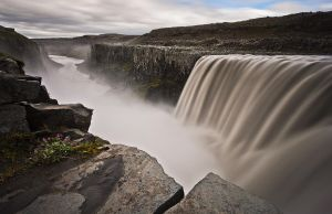 Dettifoss, the Majestic by Ganjalvi