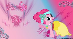 Pinkie Pie - Dama de Honor by ulisesdarklight