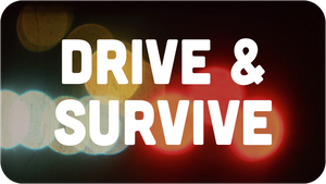 Drive and Survive - Ouya Icon by FlauchersFinest
