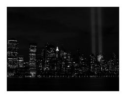 NYC, 9.11 by severfire