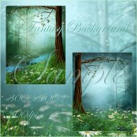 Fairy Wood 2 small pack by moonchild-ljilja