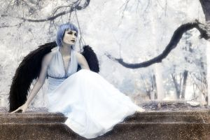 Fallen Angel by brumie