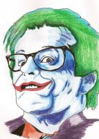 Jack Nicholson - Joker by predator-fan