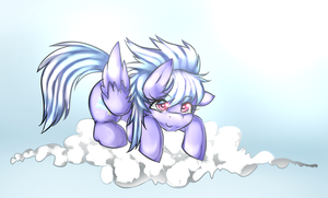 Cloudchaser by miss-mixi