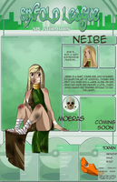 6XL Moeras NPC - Neibe - The Enigma by J-Popsicle