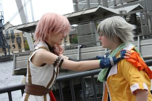 ff13- expo photoshoot 18 by gothgirlcosplay