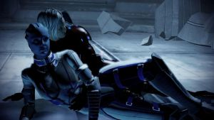 Liara T'Soni is Safe by Revan654