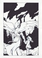 The Last Fire: Original scan by TheInkPages