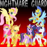 Nightmare Guard Image #2 by Foxman691