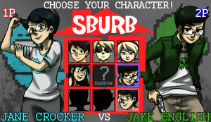 HS - Choose Your Character by KobaKoba