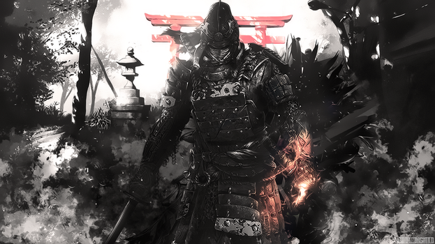 The Orochi - For Honor by NordicBastard