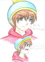 +SP+ Eric Cartman by DesolatePassion