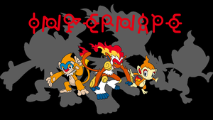 Infernape Background by JCast639