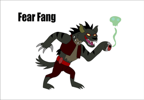 Fear Fang The Nightmare Gnoll by Zacharygoblin55