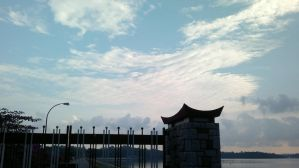 The Forever Locked Gate. by C-ShuHui