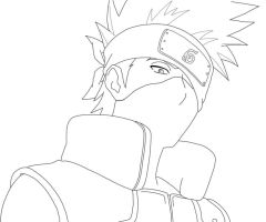 Kakashi 100 views by WindowLiickerx