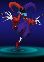 Heartless: Dancing Jester by LonnKev