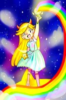 Star vs the forces of evil by kasame-san