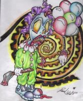 clown by Pauleth