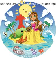 Kawaii Hawaii 2006 pt5 by Banzchan