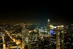Skyline Frankfurt by renes-pics
