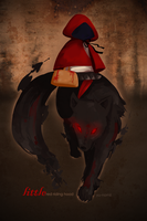 little red Riding Hood by yu-nomii